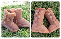 Kids Designer Inspired Boots 54% off at Groopdealz