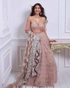 Sonam Kapoor Shows off Cleavage during Photoshoot