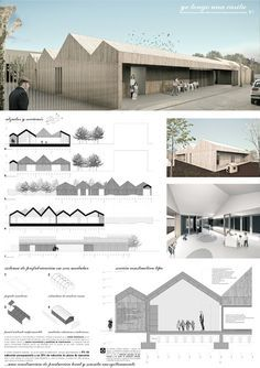 Image result for 60s architecture presentation posters