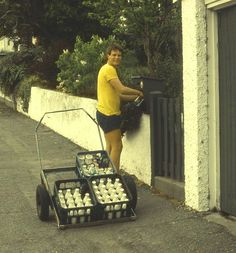 Milk delivery boys who left full milk bottles in the back of your letter box, swapping them for your empties and money/milk token Kiwiana, Kids Growing Up, The Beautiful Country, Greggs, My Childhood Memories, Time Capsule, 90s Kids, The Good Old Days, Back In The Day
