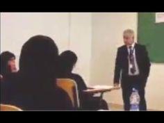 ذكاء أستاذ عربي لن تتخيلوا رد فعله بعد تغيب طلابه ؟