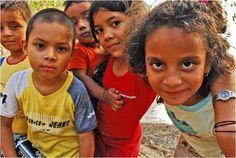 children of Costa Rica