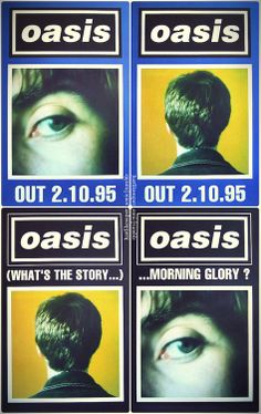 Oasis - what's the story morning glory