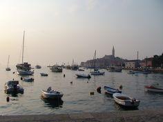 Rovinj in Kroaten (Istrien) ist traumhaft schön. Wer war schon mal dort?