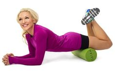 8 Ways to Work Your Foam Roller | Skinny Mom | Where Moms Get the Skinny on Healthy Living