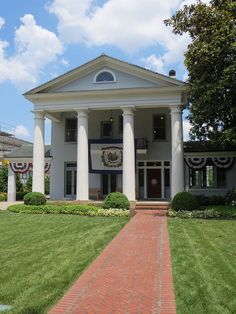Built in 1836, the MacFarland-Hubbard House is the third oldest structure in West Virginia's Capitol City