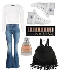 """""""Untitled #14"""" by sarahmcmurryy on Polyvore featuring H&M, Topshop, Converse, Forever 21 and Vera Wang"""