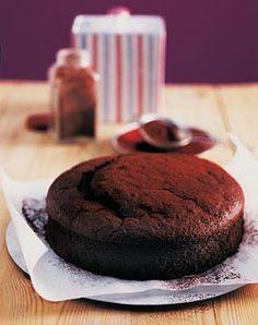 Schokoladenkuchen Grundrezept
