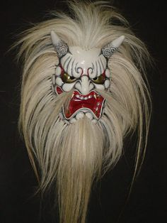 Daikijin Mask