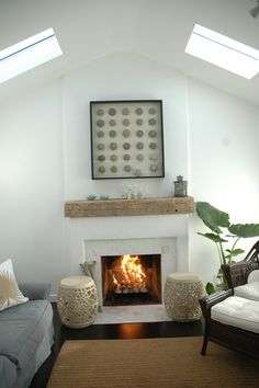 1000+ images about Beach Fireplace on Pinterest ...