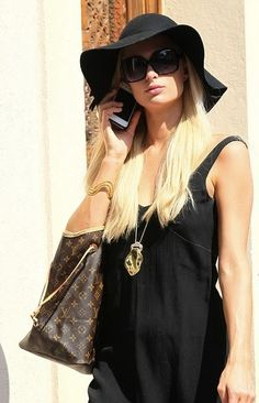#paris-hilton #neverfull