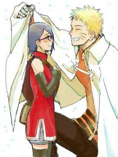 Naruto#Sarada