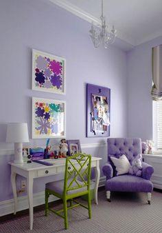 Loving lavender.