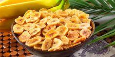 Banana Chips: várias receitas, fritas, assadas, doces e salgadas - greenMe.com.br