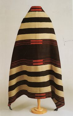 Chief's Blanket, c. Native American Blanket, Native American Rugs, Native American Costumes, Native American Clothing, Native American Beauty, Native American Design, Native American Artifacts, Native American Indians, Pirate Halloween Costumes