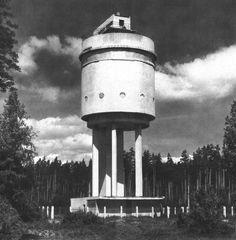 White Tower Yekaterinburg (Sverdlovsk), Russia Moisey Reicher, 1928-1931