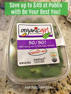 """Save up to $49 at Publix! They have great products to help you be your """"Best You"""" this New Year Go now!! ♀️ Don't miss out on these awesome savings! #AD http://bit.ly/2H6vFuq"""