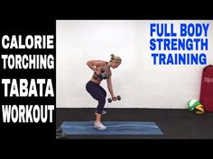 30 Minute No Equipment Cardio and ABS Tabata Workout - YouTube