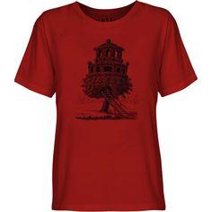 Mintage Amazing Tree House Youth Fine Jersey T-Shirt