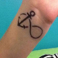 Drew myself a tattoo