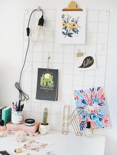 Office Details. | Kate La Vie | Bloglovin'                                                                                                                                                     More