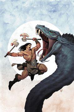 Conan - Ariel Olivetti