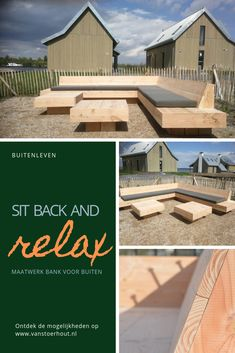 Outdoor Corner Bench, Outdoor Stairs, Outdoor Couch, Outdoor Seating, Outdoor Decor, Outdoor Living, Fire Pit Backyard, Backyard Patio, Garden Furniture Design