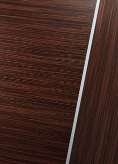 Alu 9300 Wenge (Bespoke) - close up