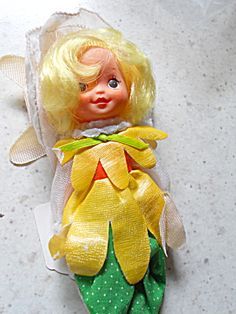 Rose Petal Place Doll, 1984