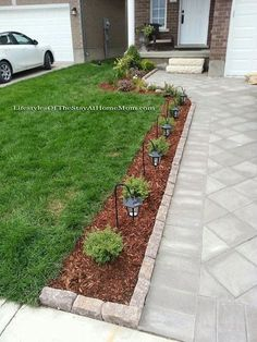 Lifestyles Of The Stay-at-Home Mom: House Reveal Part 1: Curb Appeal