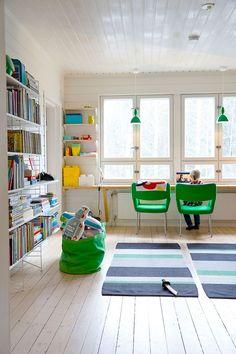 8 ratkaisua lastenhuoneeseen | Kodin Kuvalehti