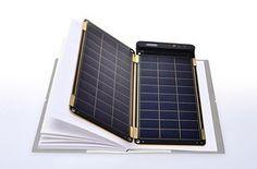 Um carregador solar extremamente fino e leve. | Estes são os produtos mais legais de 2015