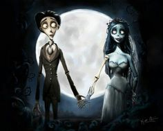 The Corpse Bride is another beloved Halloween movie. Based on a Russian folk tale, it is actually a very sweet love story.