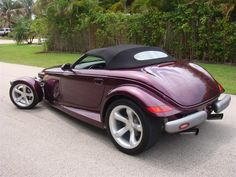 Plymouth/Chrysler Prowler ...on my wish list