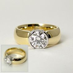 Tiffany Diamond Rings | Tiffany Style Engagement Rings | Legacy Engagement Rings | Novo ...