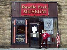 (NEW JERSEY) Borough of Roselle Park - Roselle Park Museum