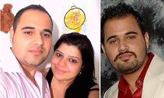 Ashish Thamman who cheated with his lodger and posted sex tape online forgiven by his wife Betrayal, Revenge, Mail Online, Daily Mail, Cheating, Forgiveness, Affair, Psychology, Crime