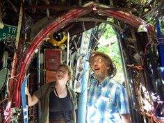 TEXPERT: Keep Austin Weird Tour. Destinations: SoCo, Cathedral of Junk, South Austin Popular Culture Center, Roadhouse Relics, Casa Neverlandia, Airstream eateries, Museum of the Weird, Amy's Ice Creams.