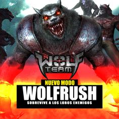 """""""Wolf Rush"""": ¡El nuevo y excitante modo de juego de Wolfteam!"""