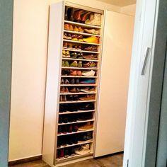 Shoe Rack, Deserts, Closet, Home Decor, Armoire, Decoration Home, Room Decor, Desserts, Interior Design