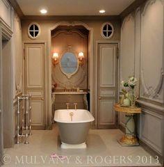 Mulvany&Rogers | Drawing a BATH (mini BATHROOMS & ideas) | Pinte…