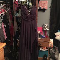 Selling this Abra Prom dress in my Poshmark closet! My username is: kbrune2016. #shopmycloset #poshmark #fashion #shopping #style #forsale #Sherri Hill #Dresses