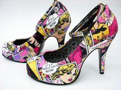 Zapatos Pop.