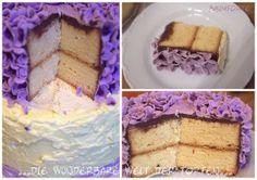 2014-02-025 Vanilla Cake, Desserts, Food, Pies, Tailgate Desserts, Deserts, Essen, Postres, Meals