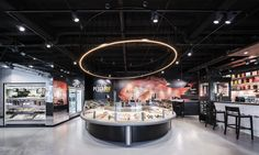 El Pescador fish market by Konrad Knoblauch, Sihlbrugg – Switzerland » Retail Design Blog