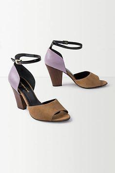 Megumi Ochi Thistle Contrast Heels