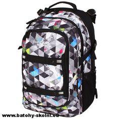 bc5a1e236c388 Studentský školní batoh Herlitz be.bag beat Snowboard Schulranzen