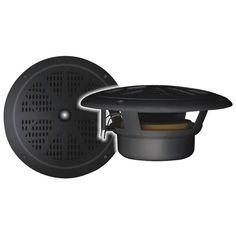 Pyle Dual Cone Waterproof Stereo Speaker System #PLMR61B