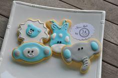 Biscoitos decorados / Cookies by 7e8comerbiscoito.blogstpot.com.br