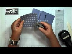 Gift card holder card with Dawn - YouTube